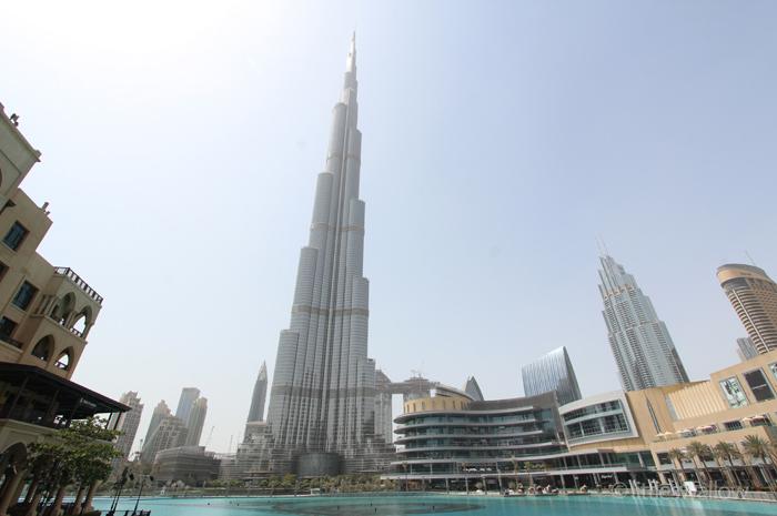 Burj Khalifa - littleswallow.me