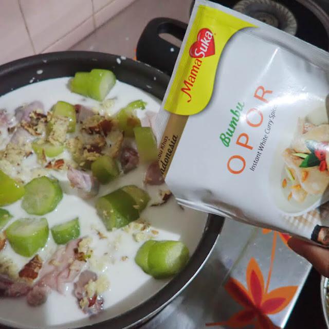 cara membuat opor ayam