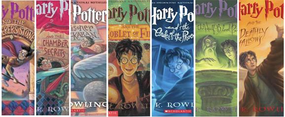 Dos Livros De Harry Potter Em Pdf