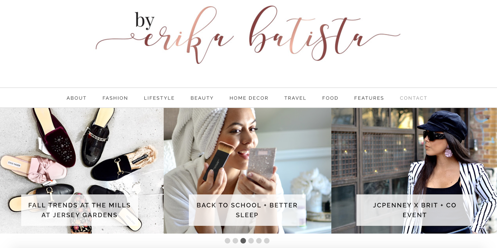 5 Ways To Invest In Your Blog By Erika Batista
