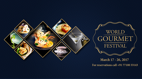 Mumbai, get ready to experience the first ever World Gourmet