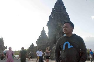 Candi Prambanan 3