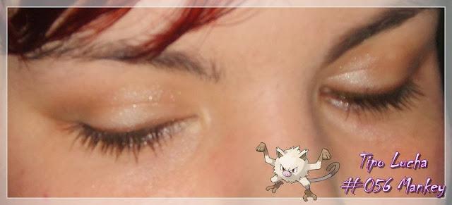 mankey makeup