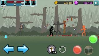 hack Ager Of Stick 5 mod full tiền, kim cương cho Android Anger-of-stick-5-5