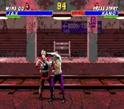 Retro Oasis: Mortal Kombat 3 (Sega Genesis)