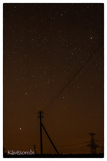 Csillagos ég valahol az Alföldön