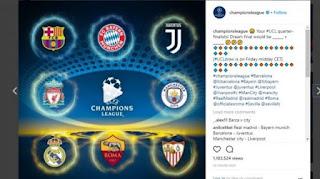 Siapa Prediksi Final Anda? Skenario Undian Perempat Final Liga Champions