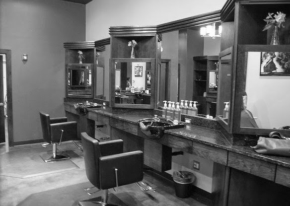Styling Stations at Eclipz Hair Salon