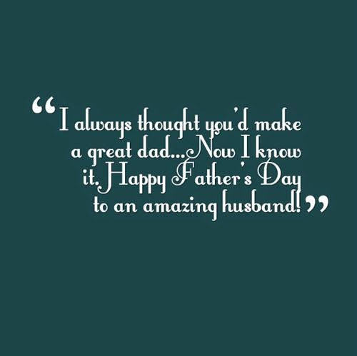 whatsapp fathers day quotes