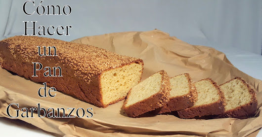 Pan de Garbanzos