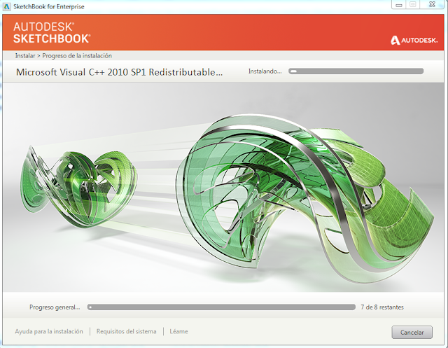 Autodesk SketchBook Pro for Enterprise 2018 multilenguaje