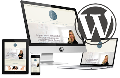 Develop a WEBSITE on WordPress