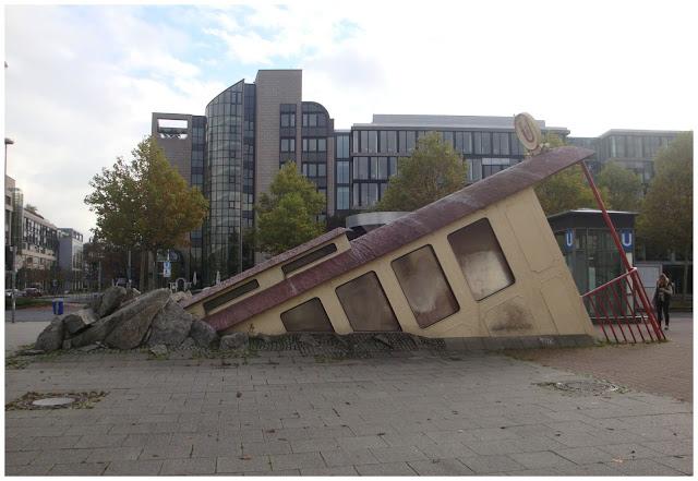 estação Bockheimer Warte, Frankfurt