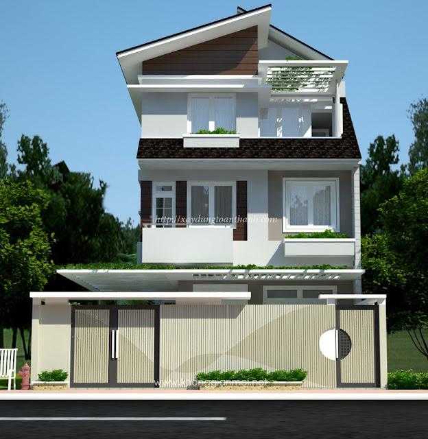 công ty chúng tôi chuyên xây nhà biệt thự
