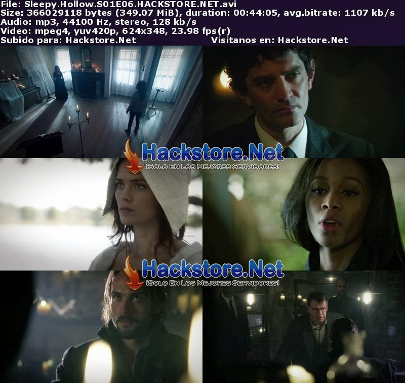 Captura Sleepy Hollow Temporada 1