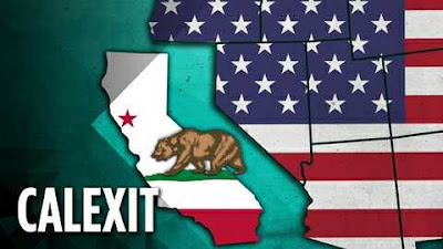 #Calexit: California Announces Plan to Secede from the USA and Establish as a Separate Nation