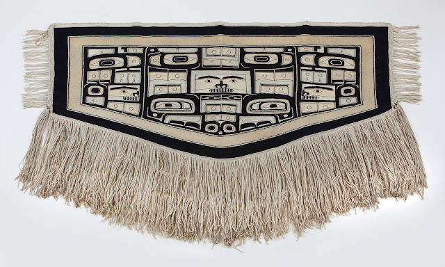 New Acquisition: Chilkat Blanket