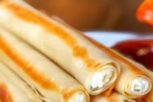 Delicious Baked Cream Cheese Rangoon Rolls Recipes