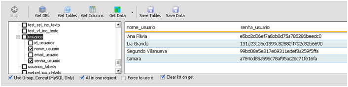 SQLi Automatizado con Havij 29
