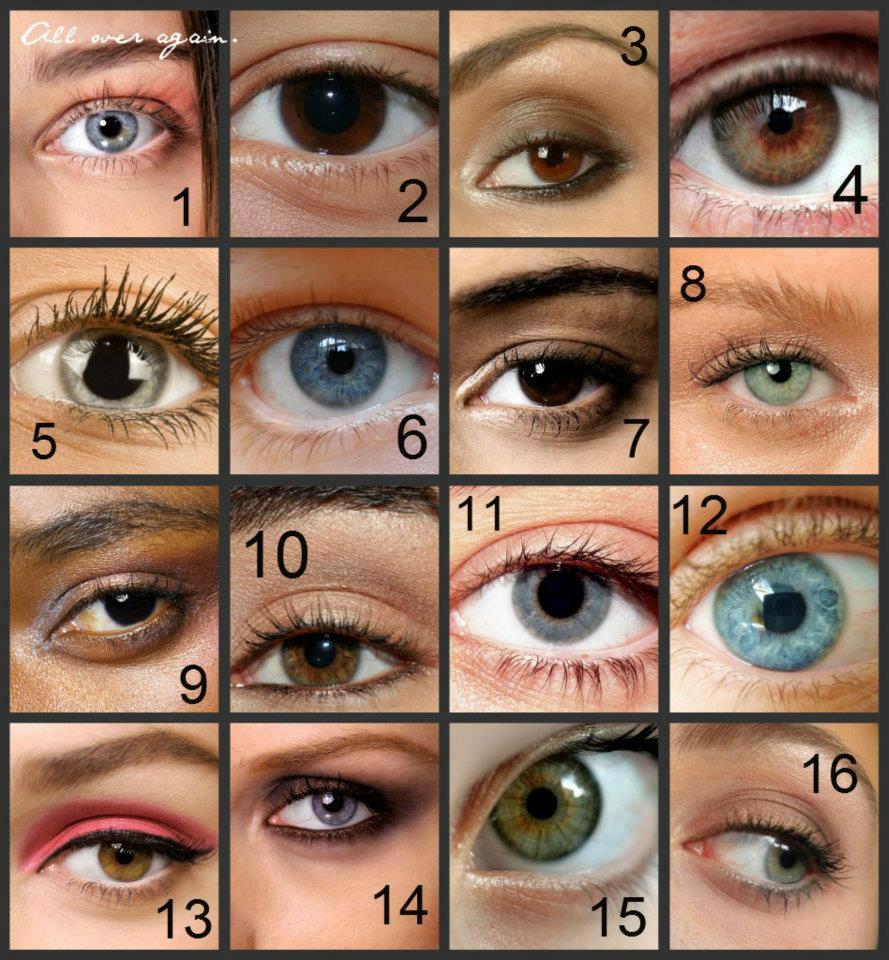 E tu di che colore hai gli occhi  Notizie incredibili