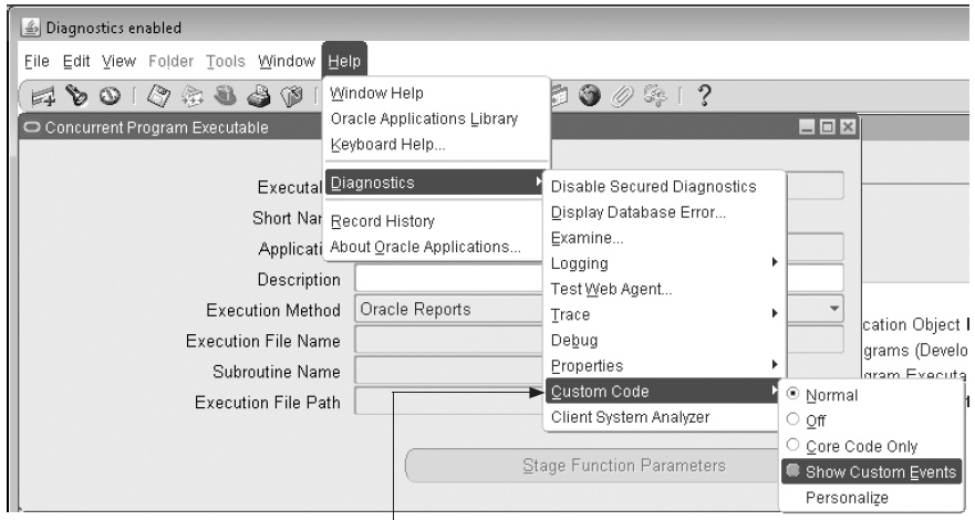 How to use CUSTOM pll in Oracle Apps - Oracle ERP Apps Guide
