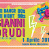 Gianni Drudi in Fiki Dance Fiki Night 80s e 90s allo Spazio Aereo