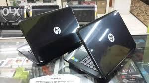 Laptop HP VGA Nvidia
