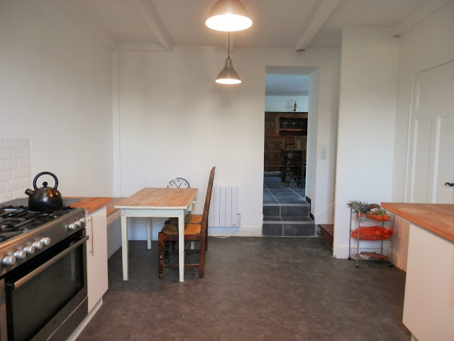 Renovation project house for sale Huelgoat Brittany, France