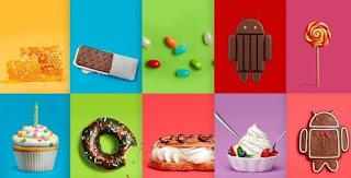 Cara Mengetahui Versi Android di HP Kita