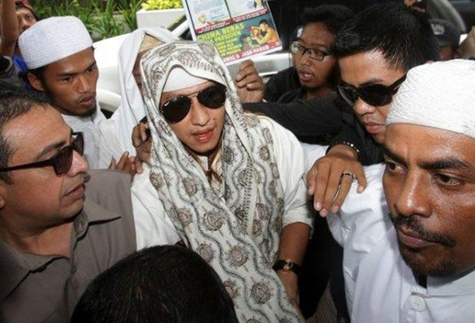 Jalani Pemeriksaan 11 Jam, Habib Bahar bin Smith Resmi Berstatus Tersangka