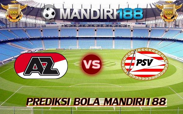 AGEN BOLA - Prediksi Jong AZ Alkmaar vs Jong PSV Eindhoven 27 Februari 2018