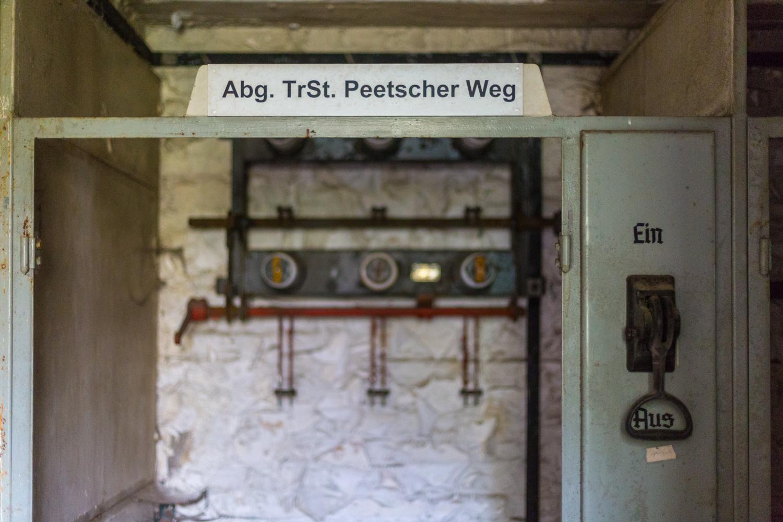 Fodder for thought: VEB Kraftfuttermischwerk Fürstenberg | Abandoned