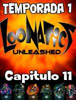 Loonatics, Temporada 1, Español Latino