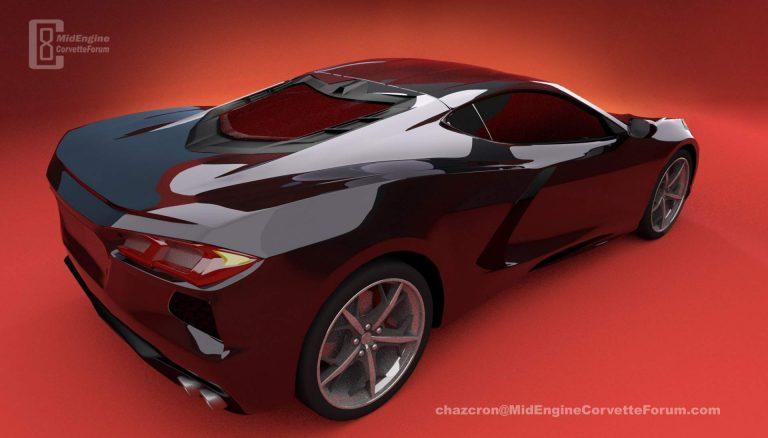 2020 Chevrolet Corvette C8 Ms Blog