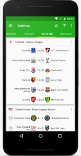 FotMob – Live Soccer Scores v93.0.6186.20190208 Unlocked Apk is Here!