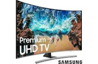 Samsung 65 inch 4k curved tv 8500