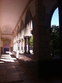 Конвенту-де-Кришту, Томар