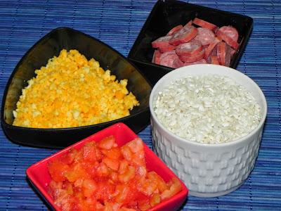 como preparar risotto