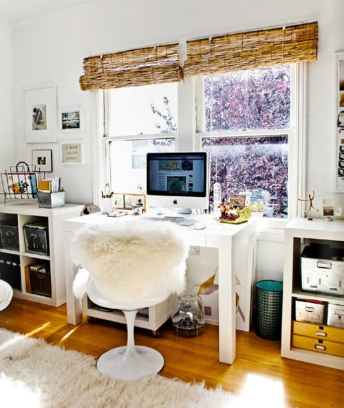 Bright Home There S No Style Without Parsons Desk