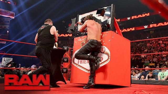 Kevin Owens ismét Chris Jericho-ra támadt