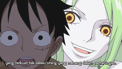 One Piece Episode 611 Subtitle Indonesia