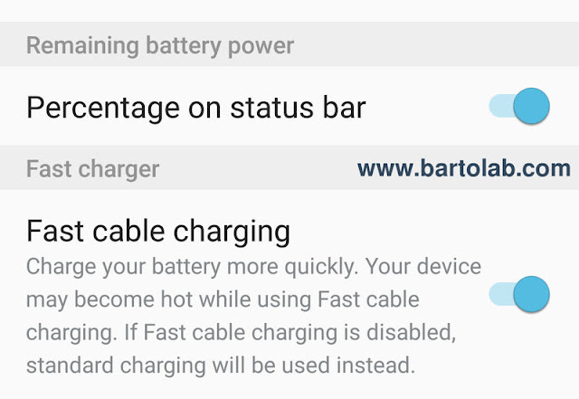 How to Turn Off Fast Charging S7