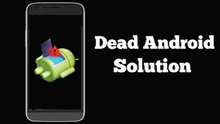 Dead Android phone, Solution
