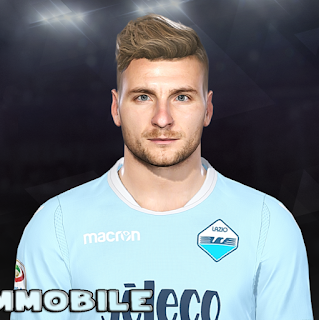 PES 2018 Faces Ciro Immobile by Prince Hamiz