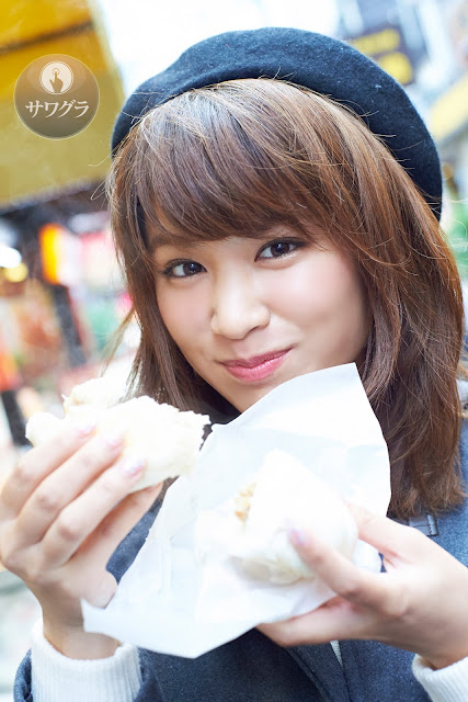 Ikumi Hisamatsu 久松郁実 Chinatown WALKER Pictures 05