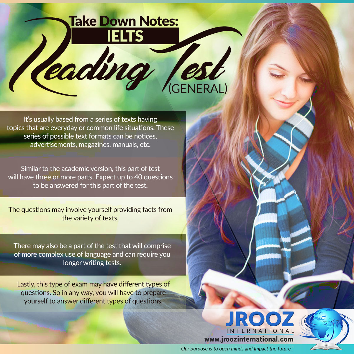 ielts reading test pdf general