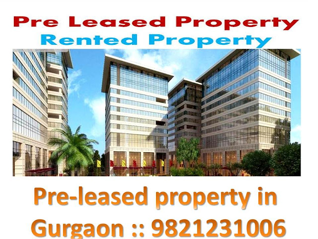 pre leased property for sale at jmd megapolis gurgaon
