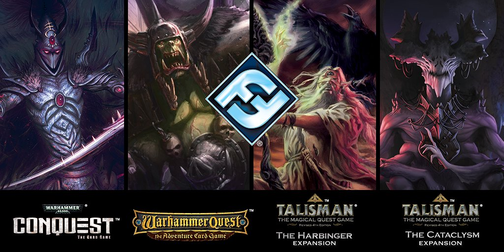 Fantasy Flight Games Talisman