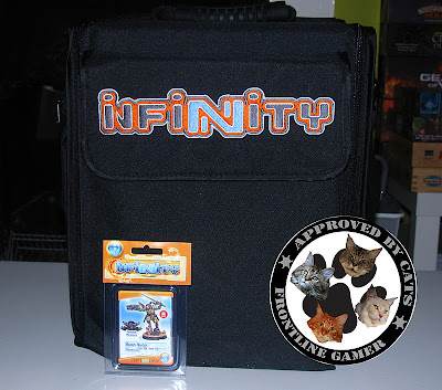 Frontline Gamer Review Battlefoam Infinity Bag Alpha It is therefore obvious that addition. frontline gamer blogger