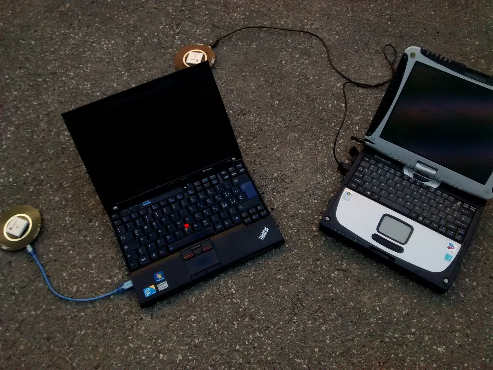 Debian su hardware obsoleto dgps con ublox m8t e rtklib a - Velocita porta seriale ...